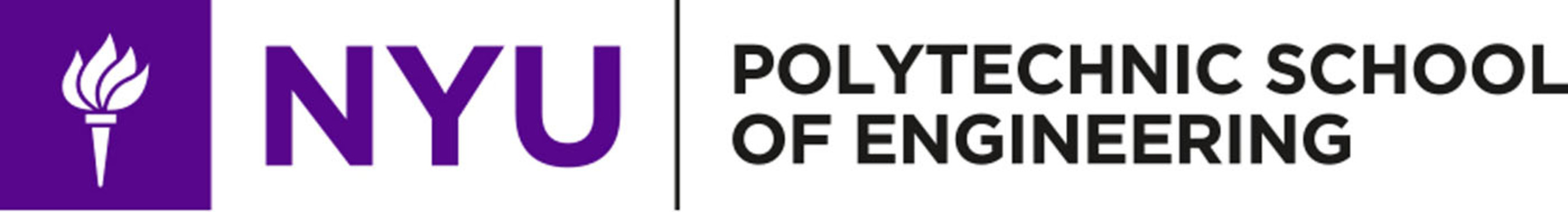 Polytechnic Institute of New York University logo. (PRNewsFoto/Polytechnic Institute of New York University)