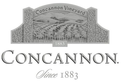 Concannon-Vineyard-Logo-1883.  (PRNewsFoto/Concannon Vineyard)