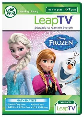 LeapTV: Disney's Frozen