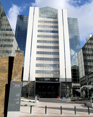 Marketing Management Analytics (MMA) new office location at 3 Thomas More Square, London