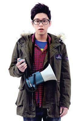 Korean actor Hyun-Sang Kwon to attend LA Red Carpet Premiere of Korean zombie coming-of-age film, LET ME OUT. (PRNewsFoto/Group 1200 Media) (PRNewsFoto/GROUP 1200 MEDIA)