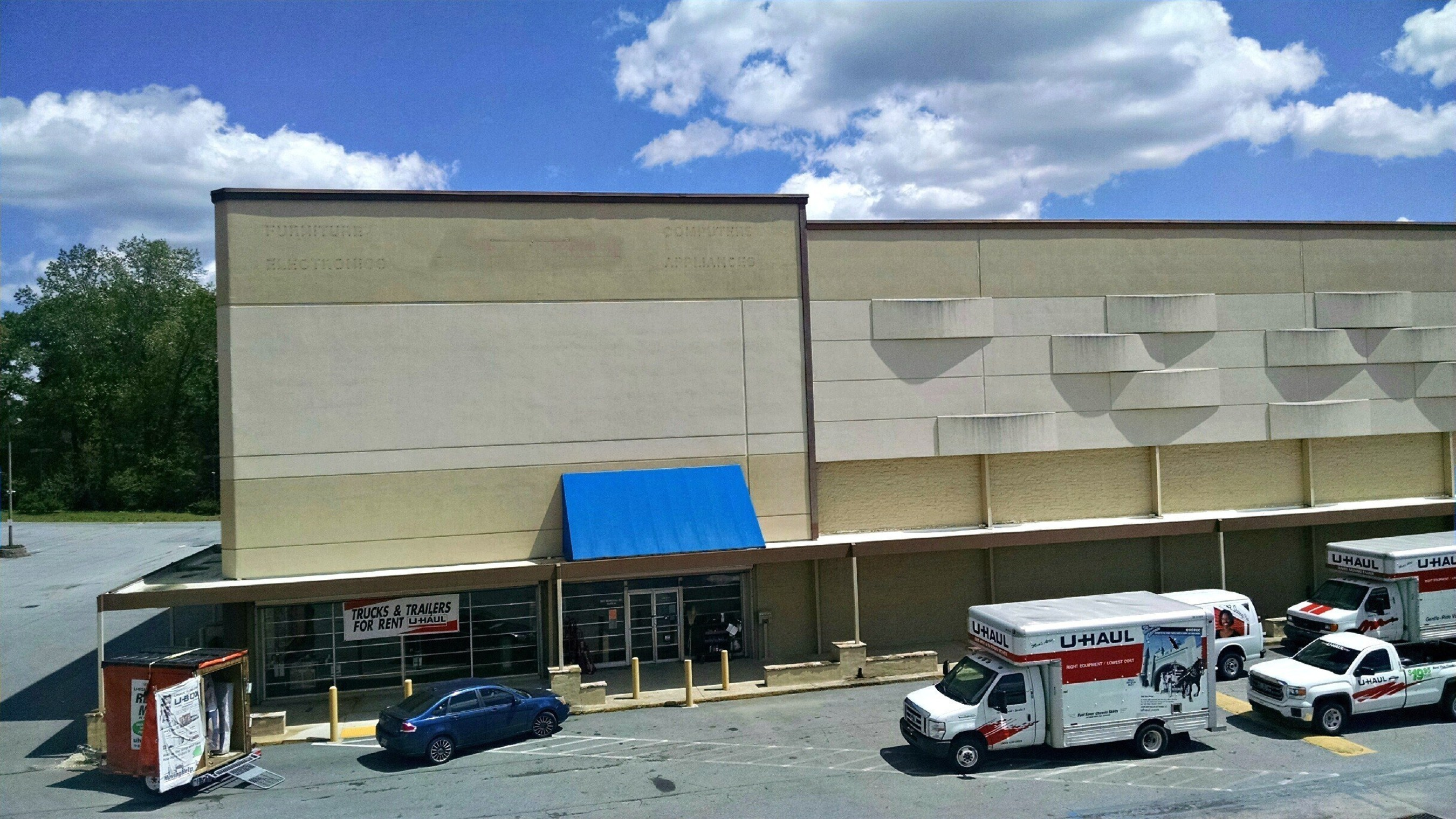 & Self-Storage Expansion at U-Haul of Avondale Now Complete