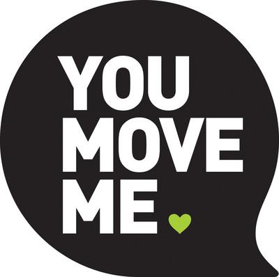 You Move Me logo.  (PRNewsFoto/You Move Me)