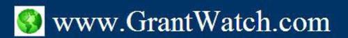 GrantWatch logo.  (PRNewsFoto/GrantWatch)