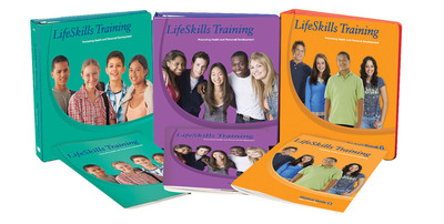 LifeSkills Training New Edition available Spring 2013.  (PRNewsFoto/Botvin LifeSkills Training)
