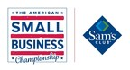 Today SCORE - www.score.org - mentors to America's small businesses, announced a $700,000 grant award from Sam's Club, a leading U.S. membership club serving small businesses since 1983, to support and celebrate our nation's entrepreneurs through The American Small Business Championship. The Championship program provides expert training, resources and networking opportunities to small business owners from coast to coast.