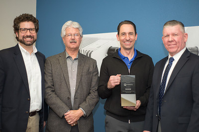 Purkeys, a company focused on providing electrical solutions for the heavy-duty trucking industry, received an award for outstanding product training and service support.