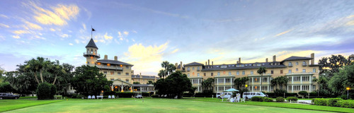 Jekyll Island's premier vacation resort and Historic Hotel of America.  (PRNewsFoto/Jekyll Island Club ...
