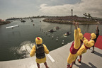 National Red Bull Flugtag Homemade Flying Competition Makes Countrywide Splash With Five Events In One Day
