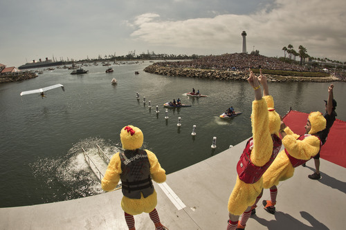 National Red Bull Flugtag Homemade Flying Competition Makes Countrywide Splash With Five Events In