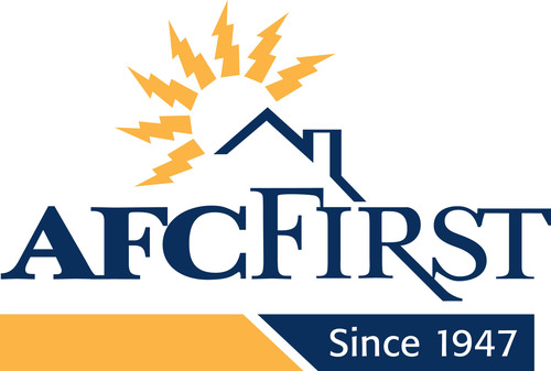AFC First Financial Corporation (afcfirst.com), founded in 1947, is a national leader in home energy efficiency lending and programs. AFC First administers Pennsylvania's Keystone HELP as well as other energy lending programs throughout the country. Its national EnergyLoan program is offered in all fifty states through a network of over 5,000 approved contractors, manufacturers, and utilities. AFC First was the first private, non-utility Home Performance with ENERGY STAR sponsor approved by the U.S. Department of Energy and is a HUD Approved FHA PowerSaver Lender. (PRNewsFoto/AFC First Financial Corporation) (PRNewsFoto/AFC FIRST FINANCIAL CORPORATION)