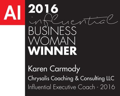 Influential Executive Coach Award