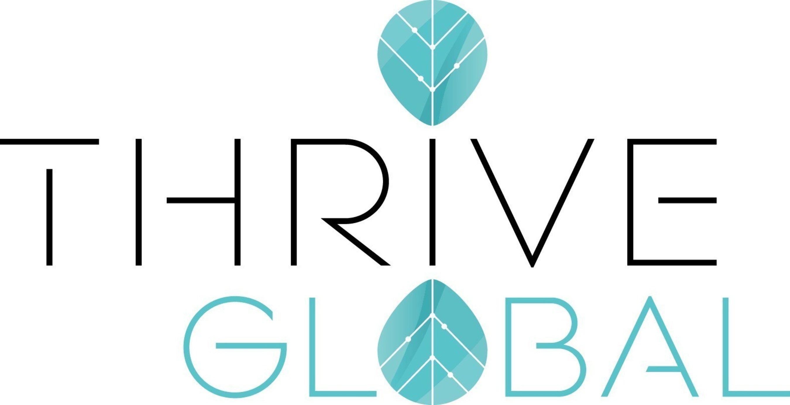 "Image result for thrive global logo"""