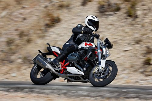 """BMW Motorrad: Best April ever with 16,554 vehicles sold. Editorial use of this picture is free of charge. Please quote the source: """"obs/BMW Group/Daniel Kraus"""" (PRNewsFoto/BMW GROUP)"""