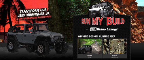 Rhino Linings and Doetsch Off-Road To Build Trail Reaper for 2014 SEMA (PRNewsFoto/Rhino Linings Corporation)