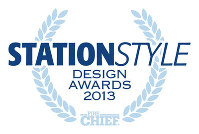 Penton's Fire Chief Magazine Announces 2013 National Station Style Design Award Winners.  (PRNewsFoto/Penton)