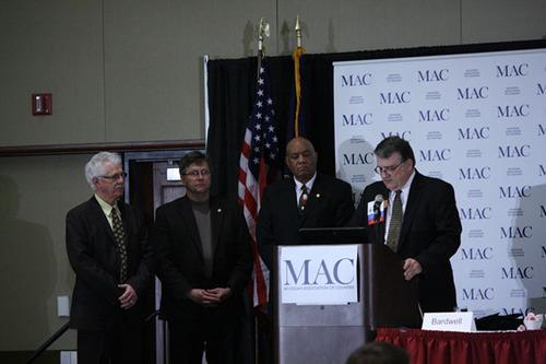 Michigan Association of Counties Recognizes Legislators as Friends of MAC