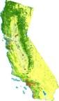 California SpatialCover Land Cover (2012) (PRNewsFoto/Earthdefine)