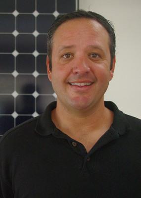 Photo of Mark Mihelich.  (PRNewsFoto/Stellar Solar)