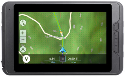 Magellan's new eXplorist TRX7 is the only complete and all-in-one off-road navigation solution for adventuring