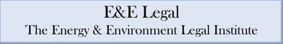 Introducing The Energy & Environment Legal Institute (E&E Legal).  (PRNewsFoto/The Energy & Environment Legal Institute)