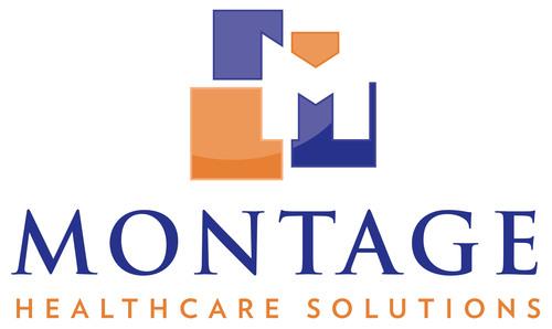 Montage Healthcare Solutions logo.  (PRNewsFoto/Montage Healthcare Solutions)