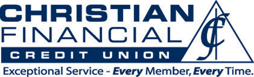 Christian Financial Credit Union Logo. (PRNewsFoto/Christian Financial Credit Union)