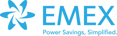 EMEX, LLC.  Power Savings, Simplified.  (PRNewsFoto/EMEX, LLC)