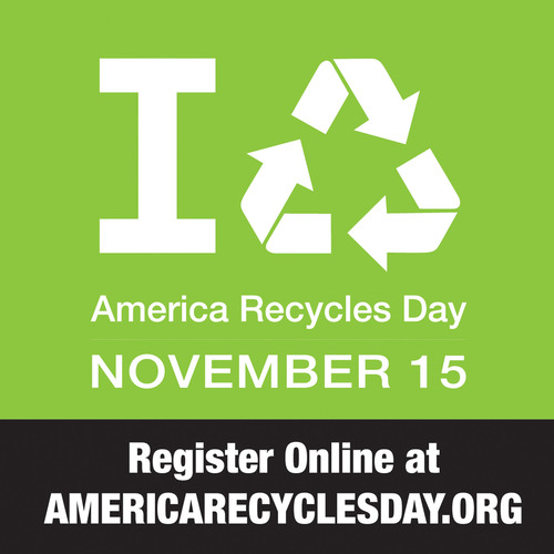 Calling All Recyclers! America Recycles Day 2011 Announces Open Registration for Local Events