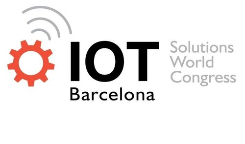 Internet of Things Solutions World Congress Logo (PRNewsFoto/Fira de Barcelona) (PRNewsFoto/Fira de Barcelona)
