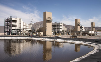 NV Energy's Sun Peak Generating Station team in Las Vegas works 25 years without a lost-time accident.  Remarkable achievement, considering power plant environment of high temperatures, high pressures and high voltages.  Team achieves one of the best safety records in the nation.