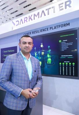 DarkMatter Demonstrates First-of-its-kind Cyber Resilience Platform, Which Will Help Predict and Mitigate Cyber Security Risk Between Connected Entities