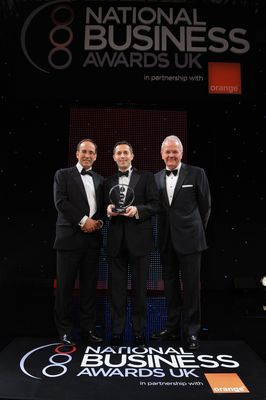 2012 ICAEW Sustainable Business Award winner Marks & Spencer