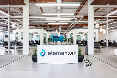 Elementum's brand new Mountain View office.