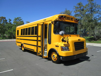 Motiv Power Systems and Creative Bus Sales Partner to Build a Zero-Emission All-Electric School Bus