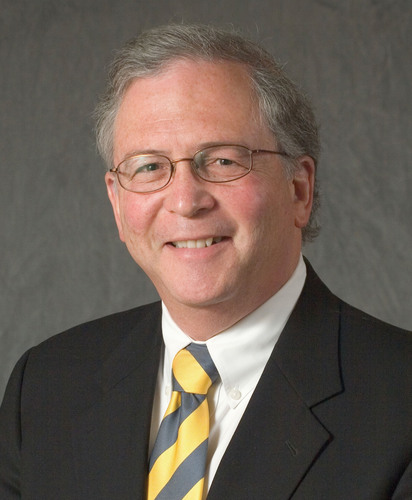 Richard L. Abbott, M.D., secretary for Global Alliances for the American Academy of Ophthalmology. ...