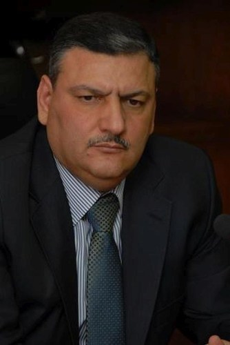 Syria's former Prime Minister, Dr. Riad Hijab, on holding Syria's revolution together - for all Syrians. (PRNewsFoto/Office of Dr Riad Hijab, Former) (PRNewsFoto/Office of Dr Riad Hijab, Former)