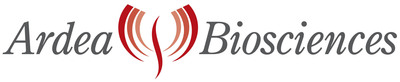 Ardea Biosciences logo. (PRNewsFoto/ARDEA BIOSCIENCES, INC)