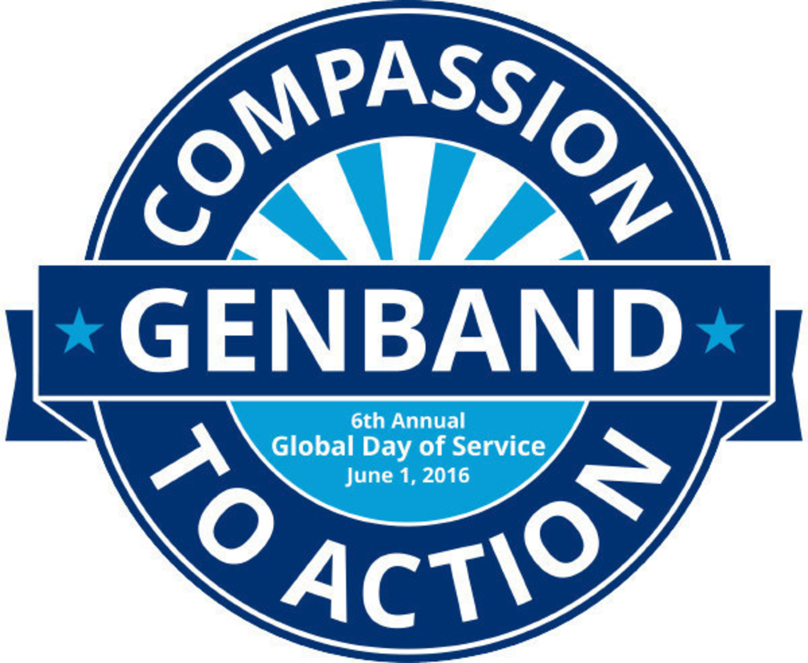 GENBAND Employees Participate in Volunteer Activities around the World during 6th Annual Global Day of Service