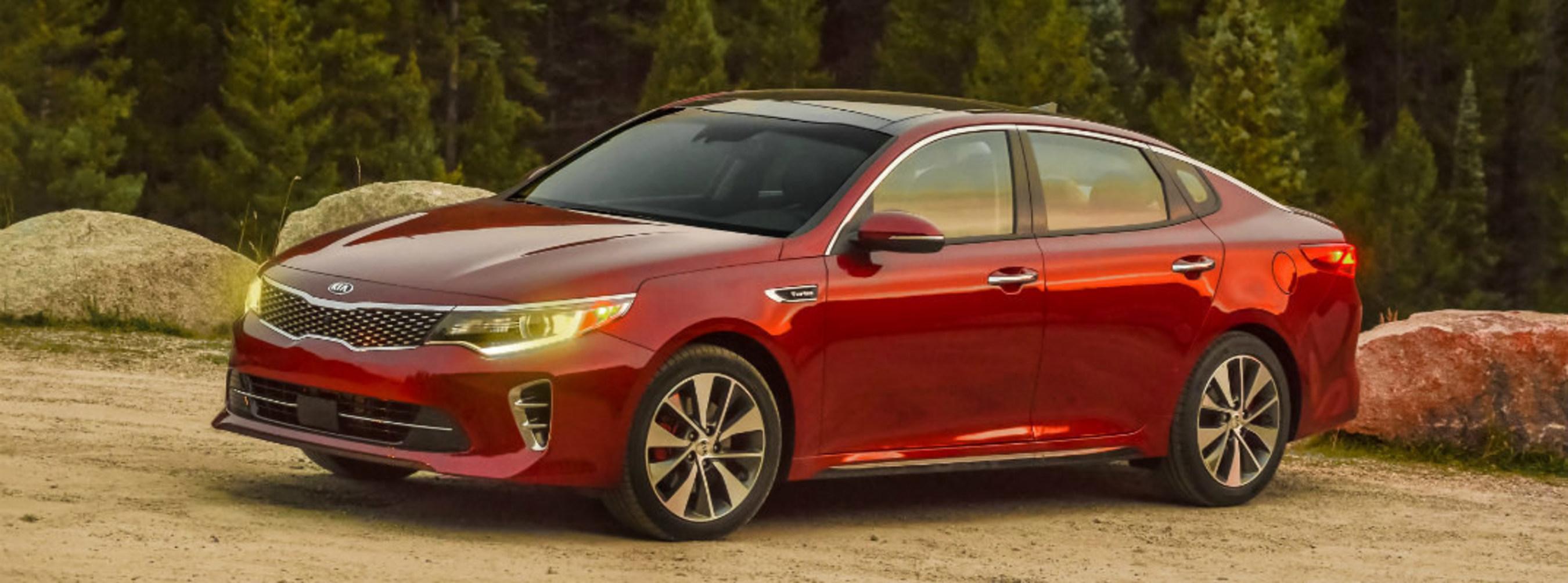 Serra Kia compares redesigned 2016 Optima to its fellow sedans