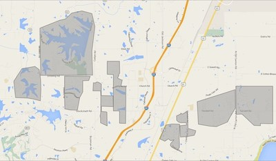 Residents who live in 22 subdivisions in unincorporated areas of Madison County, the sixth largest and highest per capita income county in Mississippi, are signing up for C Spire's next-generation, lightning fast Fiber to the Home broadband Internet access and related services. The areas have been grouped into 10 fiberhoods based on housing density and proximity to the company's fiber optic infrastructure.