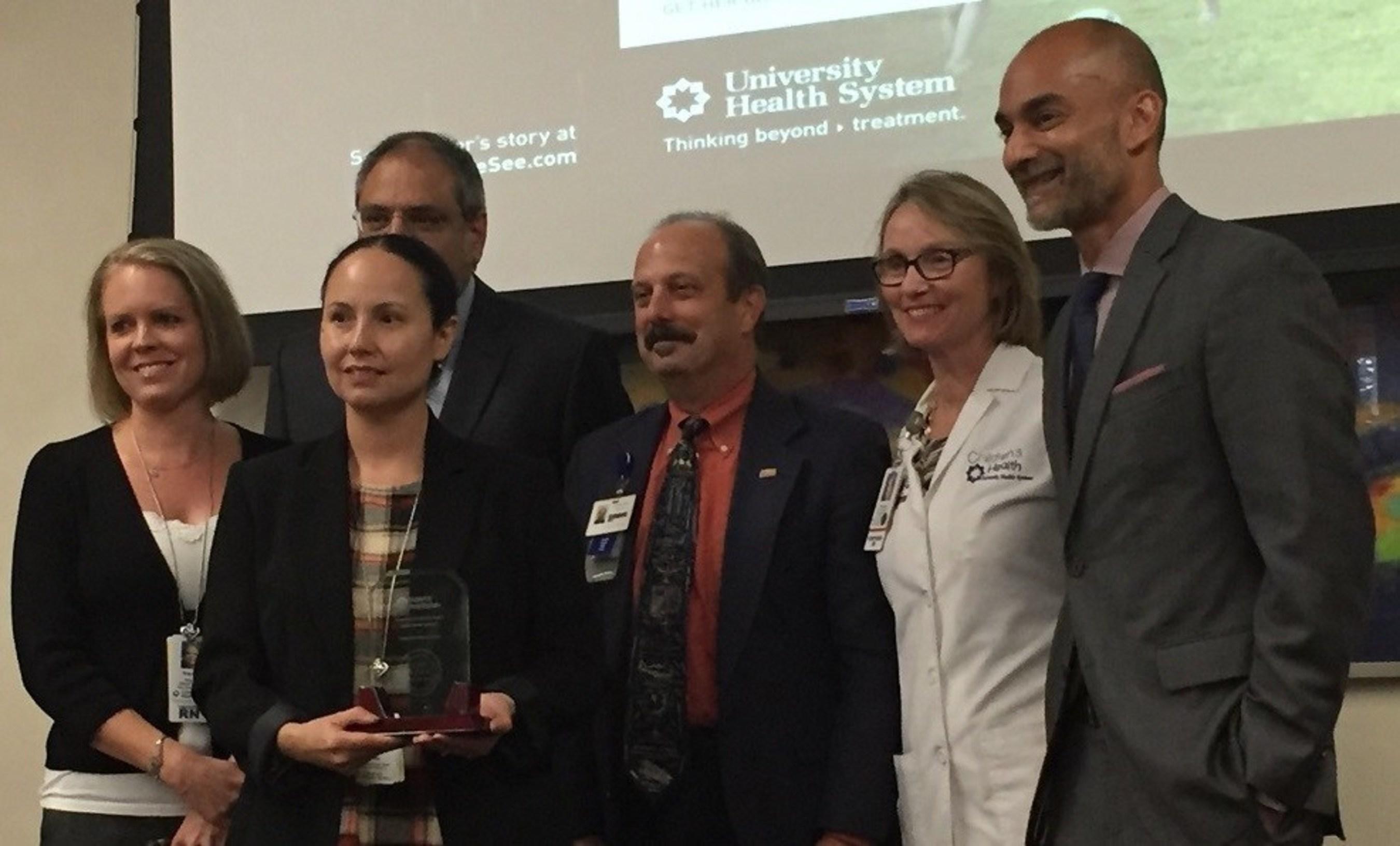 Superior Healthplan Names South Texas Pediatric Congenital Heart