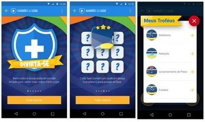 Brazilian Ministry of Health Launches App Empowering Brazilians and International Attendees of the Olympic and Paralympic Games to Self-Monitor and Report Health Conditions - by Skoll Global Threats Fund