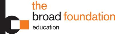 Broad Foundation logo. (PRNewsFoto/The Eli and Edythe Broad Foundation)