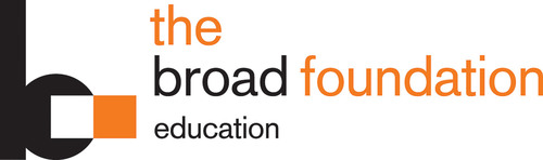 Broad Foundation logo. (PRNewsFoto/The Eli and Edythe Broad Foundation)