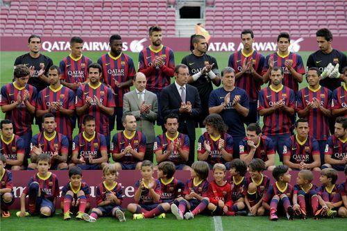 Qatar Airways Charts New Territory as Global Main Partner of FC Barcelona