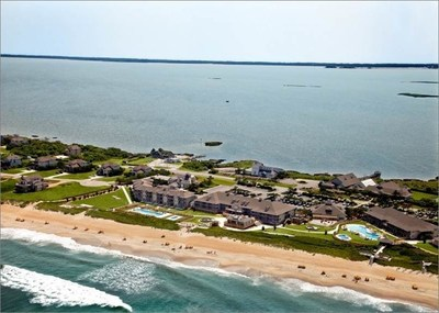 Located on North Carolina's Outer Banks, CWI acquires the Sanderling Resort, a 106-room full-service resort situated on one of the few remaining barrier islands in the world.
