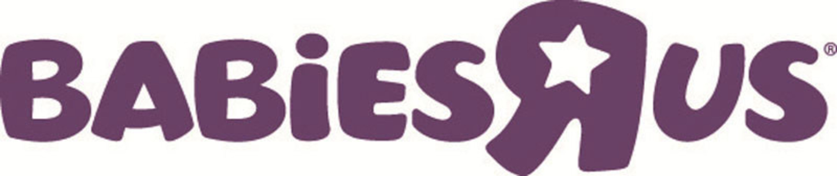 """Babies""""R""""Us Logo"""
