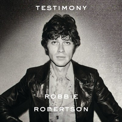 On November 11, UMe will release Robbie Robertson's 'Testimony,' a new anthology of 18 recordings personally curated by Robertson to accompany his new memoir of the same name, to be released November 15 by Crown Archetype. 'Testimony' journeys across studio and live recordings spanning Robertson's storied music career, before, during and after The Band's heyday. www.robbie-robertson.com