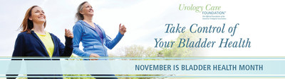 November is Bladder Health Month - Take Control of Your Bladder Health!